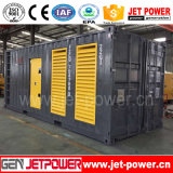 генератор 600kw Чумминс Енгине, производить электричества 750kVA