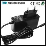 任天堂スイッチゲームコンソールのための電源ACアダプター