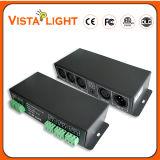 Één-kanaal van het LEIDENE van de Input de Versterker Signaal DMX van Producten DC12V