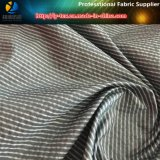 Fazer - o poliéster do à-Pedido/tela misturada de nylon da listra para o revestimento em Coreia, (LY-R0086)