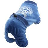 Velvet Jumspuit chien vêtements sportifs produit pet