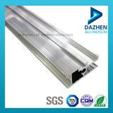 Profil en aluminium en aluminium d'extrusion de porte de guichet de modèle moderne pour Philippines