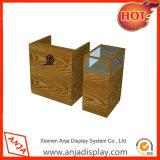 Contador de la tienda de madera y diseño de pantalla y escaparate y de la caja de joyas / Watch Store