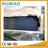 Estante negro estándar de la buena calidad M5 del estante del alzamiento C45 G60 de la construcción del tratamiento superficial M8 para el estante del alzamiento de la construcción