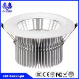 COB Luz LED 5W Inserta RoHS ronda aprobado CE SAA LED lámpara de techo