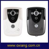 Intercom van de Deurbel van de Telefoon van de Deur van HD 720p WiFi de Draadloze Video os-Wd1 met GSM Bouw van het Huis van het Netwerk van de Functie de Waterdichte IP55 Verre