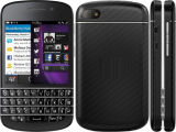 "Nuevo Original para Blackberry Q10 16GB negro (desbloqueado) Smartphone, 8MP, 3.1"", GSM Qwerty"
