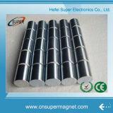 Magneten van de Staaf van het Neodymium van de Cilinder van de vervaardiging de Magnetische Materiële Sterke