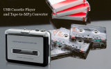 Original Portable USB Tape Cassette to MP3 Digital PC Converter Capture Stereo Audio Music Player