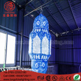 Lampe à LED Ramadan Lanterns pour Shop Street Decoration Ce & RoHS