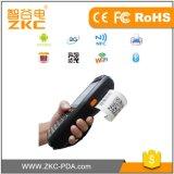 4G WiFi NFC/RFID GPRS GPS Barcode 스캐너 인쇄 기계를 가진 재고 관리 소형 PDA