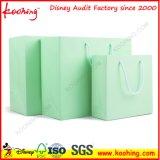 Sac en papier bon marché pour les sacs à provisions de farine / papier / Sac cadeau en papier avec poignée torsadée PP