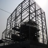 Hochfeste Stahlkonstruktionen für Chemiefabrik