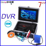 de OnderwaterVideo van de Vinder van 7 '' Vissen van de Monitor DVR/de Camera van de Visserij van het Ijs 7L