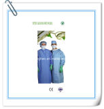 Vestido cirúrgico descartável da proteção