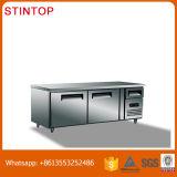 1.5 Холодильник Undercounter двери метра 2 для свежей еды
