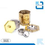 POT caldo dorato dell'acciaio inossidabile di vendita calda popolare e POT minestra/delle azione