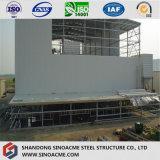 Magazzino di memoria prefabbricato redditizio della costruzione della struttura d'acciaio