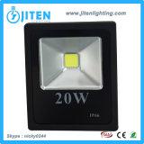 Lumière d'inondation de l'éclairage LED 10W 20W 30W 50W 100W DEL/lampe/lumière extérieure d'éclairage
