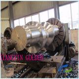 AISI4340 schmiedete feste Arbeitszahntrieb-Stahlwelle