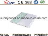 Drucken Belüftung-Panel Belüftung-Decke Belüftung-Wand-wasserdichtes materielles dekoratives Panel