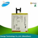 Telefone celular 3,8 V Li-ion bateria interna 3000mAh bateria de substituição para Sony Xperia Z Z1 Z2 Z3 Z4 Z5 L39h Baterias