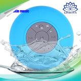 Wasserdichtes Bluetooth 2.1 EDR Dusche-bewegliche Lautsprecher-Sortierte Farben