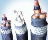 силовой кабель стального провода 0.6/1kv XLPE /PE/ Armored алюминиевый