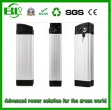 Batteria superiore 36V 15ah della bici di E con la batteria di litio del caso 18650 dei pesci d'argento nella fabbrica reale della batteria della Cina Shenzhen