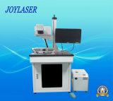 高性能のデジタルデスクトップの紫外線レーザーのマーキングか彫版機械