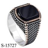 De Juwelen van de manier 925 Zilveren Nieuwe Ringen van de Mensen van Modellen met de Steen van CZ