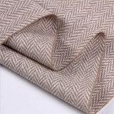 Tessuto Herringbone delle lane del tweed per il tessuto di tessile dei vestiti ed il tessuto dell'indumento