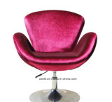 브라운 색깔 수신 여가 소파 의자 회의 회의 가구 (UL-LS303)