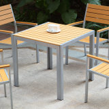 فناء حديقة خارجيّ فندق مكتب منزل [بولووود] طاولة وسلاح كرسي تثبيت ([ج817])