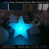 Colorare l'indicatore luminoso decorativo cambiante di notte della famiglia LED