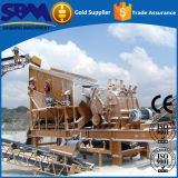 China-Spur eingehangen/Gleisketten-Typ Kiefer-Mobile-Zerkleinerungsmaschine