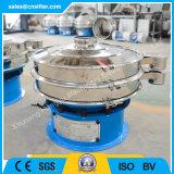 El polvo de tamiz vibratorio circular giratoria