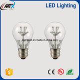 Bulbo global estrellado de la luz 0.6W LED del reemplazo del bulbo de C35 LED