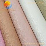 Gute Qualitäts-PU-Leder für Kleid mit dickflüssigem Schutzträger