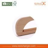Grandi ganci di vestiti di legno della barra di chiusura (SJYS0018)
