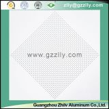 Top One Selling Perforated ou Plain Spray Powder Plafond Plain