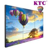 60 стена LCD диеза дюйма 6.5mm видео- с узким шатоном
