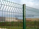 cerca soldada galvanizada eléctrica del acoplamiento de alambre/cerca del precio de fábrica