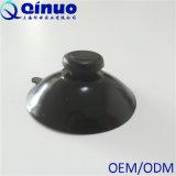tazza di aspirazione del nero TPU del diametro di 45mm
