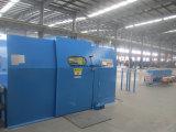 Câblage cuivre, torsion en aluminium de double de fil tordant des machines