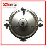 Soupape pneumatique sanitaire de pression constante d'acier inoxydable