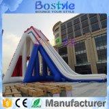 巨大な縦の突進の膨脹可能なスライドの大人の膨脹可能なスライド
