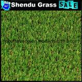 gramado artificial da grama de 20mm com o 140stitch para o jardim