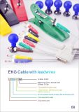 Cable de Bionet Bm5 ECG con los Leadwires