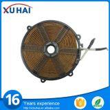 De hautes performances 3500W cuisinière induction de la bobine de chauffage de la bobine d'aluminium et bobine de cuivre